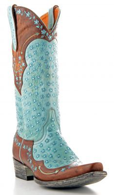 excellent use of turquoise ostrich Womens Old Gringo Tabetha Boots Aqua via Cote Allen & Cheryl Smith Boots Bootie Boots, Shoe Boots, Shoe Bag, Shoe Shoe, Cowgirl Boots, Western Boots, Riding Boots, Gyaru, Soft Grunge