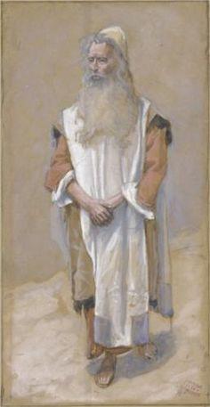 Moses - James Tissot, c.1902, 258/451.
