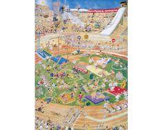 Puzzle Jumbo Juegos Olímpicos de 1000 Piezas
