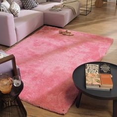 Add unequalled comfort to your interiors with our Buy Rose 250 Soft UNI Shaggy Rug. Shaggy Rug, Buy Roses, Uni, Interior Decorating, Flooring, Living Room, Bedroom, Foundation, Rest