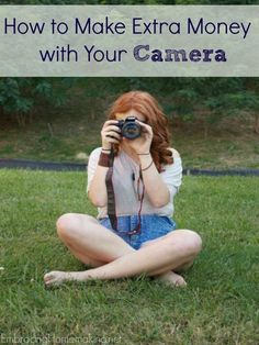 If you own a camera and enjoy taking pictures, did you know that you can turn your hobby into cash? Making Money, Making Money Ideas, Making Money Online