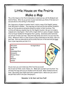 Little House on the Prairie Literature Unit - Cathy Hutchinson - TeachersPayTeachers.com