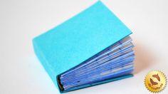 Как сделать мини блокнот своими руками из бумаги в домашних условиях