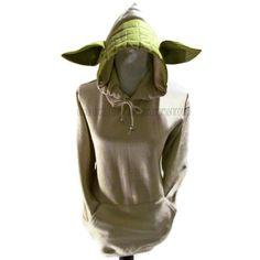 Yoda Hoodie Sweatshirt