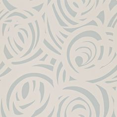 Vortex - Harlequin Wallpapers - A stunning wallcovering with a swirly design all over showing in duck egg green on shimmering metallic silver. Other colour ways available. Please request a sample for true colour match. Paste-the-wall product. Harlequin Wallpaper, Fabric Wallpaper, Pattern Wallpaper, Silver Wallpaper, Bedroom Wallpaper, Stunning Wallpapers, Designers Guild, Designer Wallpaper, John Lewis