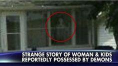 17 photos de fantômes terrifiantes et énigmatiques...