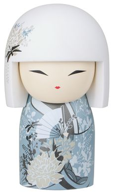 Kokeshi Poupée Japonaise Miyuna 10 cm by Kimmidoll: Amazon.fr: Cuisine & Maison