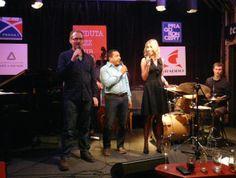 Vocal Group song at Reduta Jazz Club, Prague