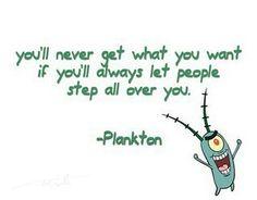a dash of Lav: Spongebob Squarepants' quotable quotes Quotable Quotes, Sad Quotes, Best Quotes, Life Quotes, Inspirational Quotes, Amazing Quotes, Daily Quotes, Qoutes, Yearbook Quotes