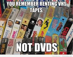 Blockbuster and at local video stores!