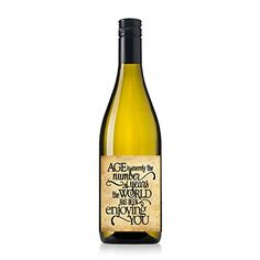 Birthday Merely Personalized Wine Label Chardonnay * You can get more details by clicking on the image. Wine Bottle Labels, Wine Label, Sauvignon Blanc, Cabernet Sauvignon, Personalized Wine Bottles, White Wines, Pinot Noir, Canning, Birthday