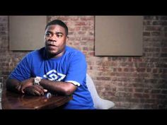 "This is funny! ""140 characters?!"" Tracy Morgan Explains Twitter"