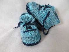 Häkelanleitung, Babyschuhe in 4 Größen Baby Shoes, Booty, Etsy, Sandals, Crochet, Kids, Toddlers, Fashion, Tennis