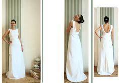 Robe de mariée sur mesure Bérengère Cardera