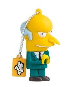 Silver HT USB 8GB Sr. Burns | Memoria Usb  - Compra siempre al mejor precio en todoparaelpc.es. Tenemos las mejores ofertas de internet
