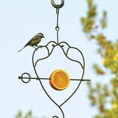Comedor para pássaros