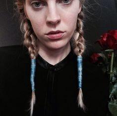 Wrapped braids