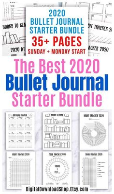 11 Awesome Bullet Journal Printables To Rock Your Bujo!