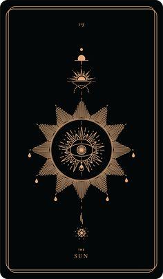 Sun and moon tattoo designs vintage tarot cards top Ideas The Moon Tarot Card, Sun And Moon Tarot, Tarot Tattoo, Tarot Major Arcana, Tarot Spreads, Book Of Shadows, Tarot Decks, Tarot Cards, Dark Fantasy