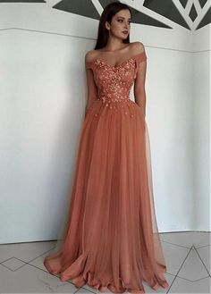 8febcff169 Off Shoulder Lace Beaded Cheap Long Evening Prom Dresses, Cheap Sweet 16  Dresses, 18362
