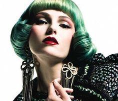 Green Hair Color - Hair Colors Ideas