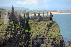 Dunluce Castle, Northern Ireland (Picture: Northern Ireland Environment Agency)
