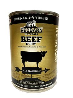 Redbarn Naturals Dog Food Beef Stew 13oz 12 pack * Hurry! Check out this great product : Dog food types