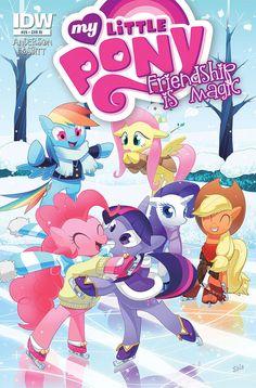 Friendship is Magic #29 RI Cover