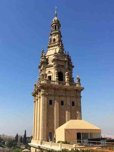 Barcelona, Museum, San Francisco Ferry, Tower, Building, Art, National Museum, Art Background, Rook