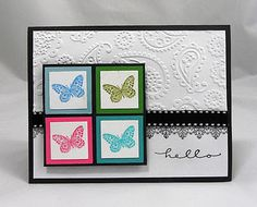 Stamps by Stampendous Impressions
