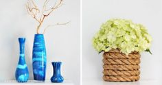 18superb ideas tocreate agorgeous DIY vase