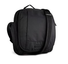 Women's Shoulder Bags - Pacsafe Luggage Metrosafe 200 GII Shoulder Bag Black -- Find out more about the great product at the image link.