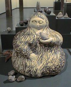 Earth Woman - Elaine Marland, 2001