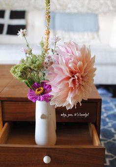 oh joy farmer's market flowers
