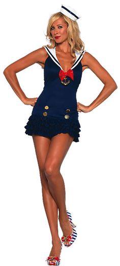 Unique Vintage Sailor costumes, Costumes and Leg avenue costumes - hot halloween ideas