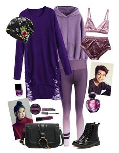 """""""ready for a cold spell"""" by elliewriter ❤ liked on Polyvore featuring Christian Dior, MAC Cosmetics, Charlotte Russe, polyvorecommunity, polyvoreeditorial and zaful"""
