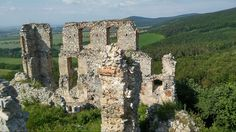Oponice ruins