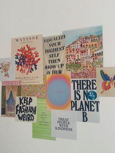 Room Posters, Poster Wall, Photowall Ideas, Pastel Room, Uni Room, Poster Design, Design Art, Pretty Room, Room Goals