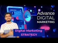 SECRET DIGITAL MARKETING STRATEGY   Advanced Digital Marketing Course FREE in Bangla   Pallab Ghosh - YouTube Digital Marketing Strategy, Online Marketing, Business Tips, Online Business, Marketing Channel, Social Media Engagement, Free Instagram, How To Plan, Learning