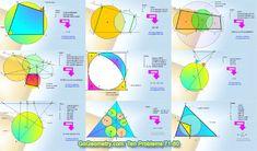 Ten Geometry problems 71-80
