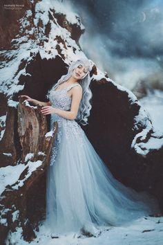 Moon princess by Marketa Novak - Photo 191611167 / 500px