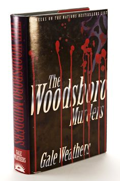 The Woodsboro Murders Novel by Gale Weathers from Scream 4