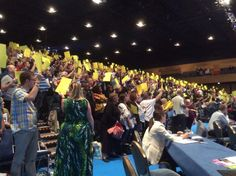 Congress shows yellow card to govt plans for the enforced removal of non-EU nurses #RCN15
