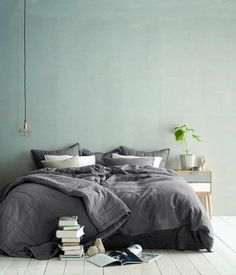 Bedroom Inspo One of our favourite bedrooms! Double Tag - Architecture and Home Decor - Bedroom - Bathroom - Kitchen And Living Room Interior Design Decorating Ideas - Bedroom Inspo, Home Bedroom, Bedroom Decor, Bedroom Ideas, Modern Bedroom, Upstairs Bedroom, Master Bedroom, Bedroom Themes, Bedroom Inspiration
