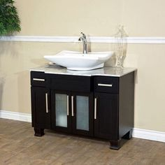 Bellaterra Home 40 Inch Single Sink Vanity Set 604023b