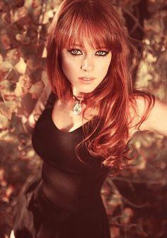redhead girl beautiful models angel girls big naturals boobs corvette redheads rounding