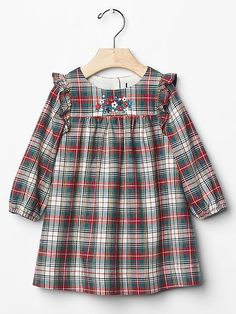Gap Flannel Dress