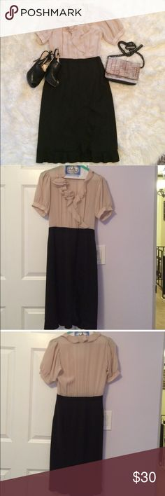 Rabecca Taylor dress Gorgeous dress in excellent condition size 2 Rebecca Taylor Dresses Midi