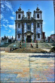 San Ildefonso church, Oporto, Portugal