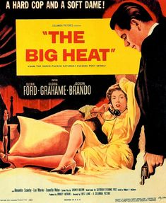 Classic Film Noir, Classic Movies, Old Movies, Vintage Movies, Fritz Lang Film, Hollywood Scenes, Classic Hollywood, Gloria Grahame, Classic Movie Posters